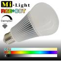 Mi•Light E27 RGB+CCT 9W 850LM 2,4GHz