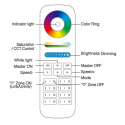 Mi•Light RGB+CCT 8-zoners fjernbetjening, 2,4GHz
