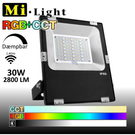 Mi•Light 30W LED RGB+CCT 2800Lm 2700k-6500k