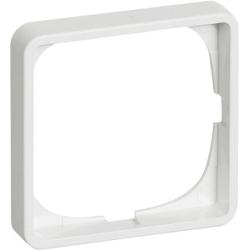 FUGA ramme Baseline 50mm 1 modul i hvid