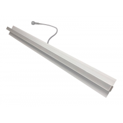 LED Troldtekt Skinne 60cm 2700K-4000K Dim Ra93