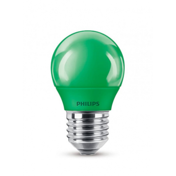 Philips Farvede Krone E27 LED Pærer