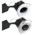 Uni Install Spot Udendørs 63mm GU10 230V Rund