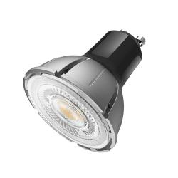 Premium GU10 LED Pære 6,5W 2700K 480Lm Ra98