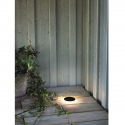 Garden 24 Decklight Spot Ø45 3W i 3000K IP44 - Sort