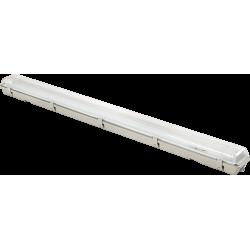 Luminaire IP65 LED Armatur 2X18W 4000K 3600Lm 230V - 120cm