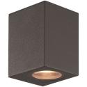 Ume Udendørs Væglampe i Mørkegrå IP65