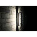 HiluX D30 LED Udendørs Væglampe IP66 - Sort