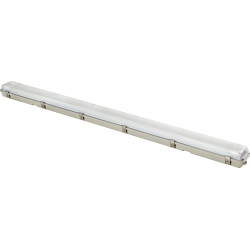 Luminaire IP65 LED Armatur 2X24W 4000K 4800Lm 230V - 150cm