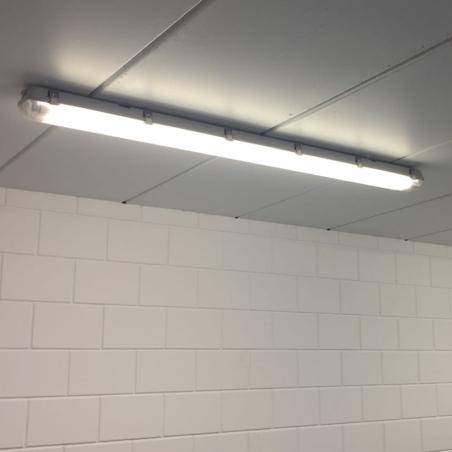 Luminaire IP65 LED Armatur 24W 4000K 2400Lm 230V - 150cm
