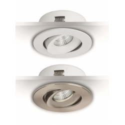 LED Downlight 9W DimTone 466Lm 230V IP44 - 60°