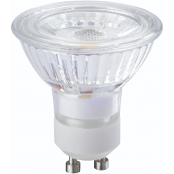 Classic GU10 LED pære 6W 3000K 420Lm - 4-i-1 Dim