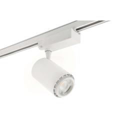 REX 3-fase LED Skinne Spot 44W 230V i 3000K Ra98 - Hvid