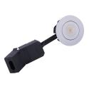 AD5 LED Downlight 230V 6,5W 2700K Ra95 350Lm i Hvid - 60°