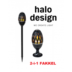 Colors The Flame LED BORD/SPYD Fakkel