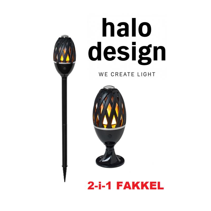 Colors The Flame LED BORD/SPYD Fakkel