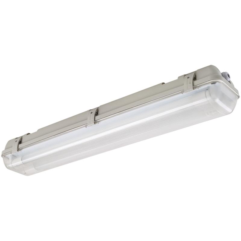 Populära Luminaire IP65 LED Armatur 2x9W 4000K 1800Lm 230V - 60cm QA-51
