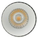 Hilux 3-Fase LED Skinnespot 30W 3000K 3000Lm Ra92 - Hvid