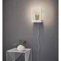 PABLO LED Dekorations Væglampe 7W 230V 275Lm i Hvid