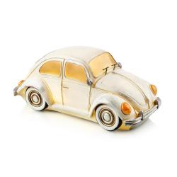 NOSTALGI VW Bobbel Med LED Lys i Hvid - Markslöjd
