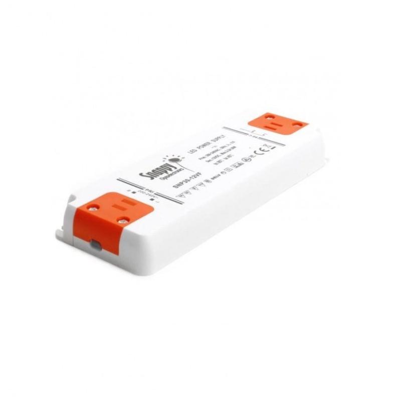 Dæmpbar Kvalitets LED Driver 12V - 5-30W - Snappy