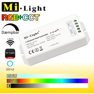 Mi•Light Impuls Controller RGB+CCT 24V 0-360W