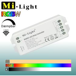 Mi-Light RGBW Controller Modtager For 12V & 24V DC