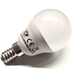 NLG Classic LED 7W 638Lm 2700K E14 krone pære