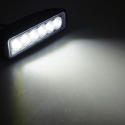 Prof. Mini LED Flood Arbejdslampe 12V/24V IP67 18W 2400Lm 6000K