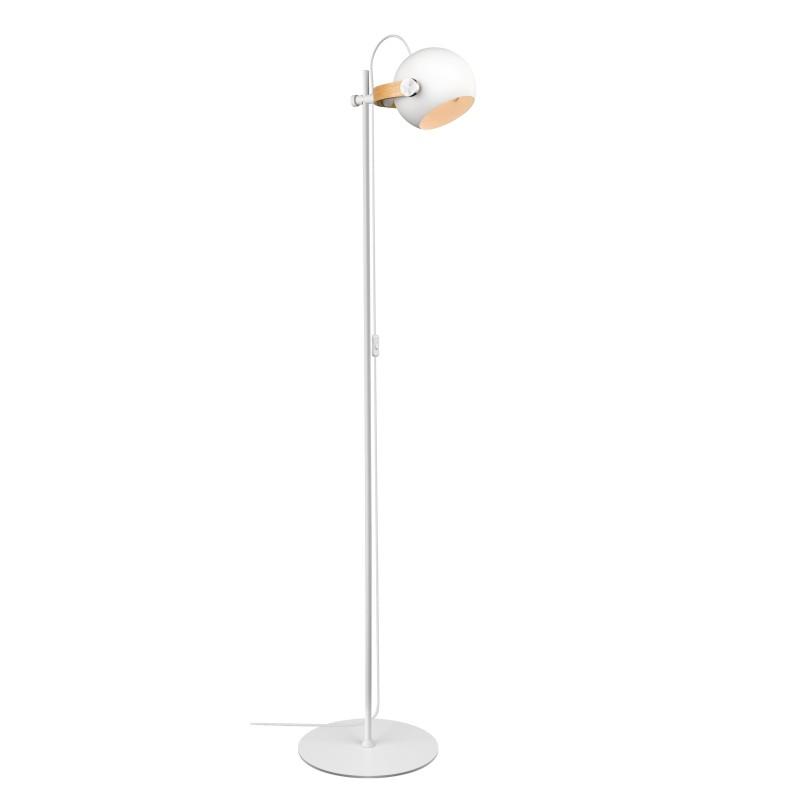 DC Gulvlampe 1 arm Ø18 E27 Hvid - Halo Design