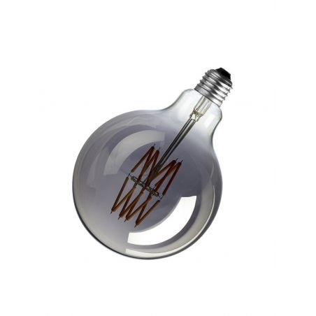 Mørktonet E27 LED Globepære Ø125 6W 2200K Ra95