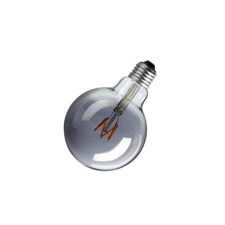 Mørktonet E27 LED Globepære Ø95 3W 2200K Ra95