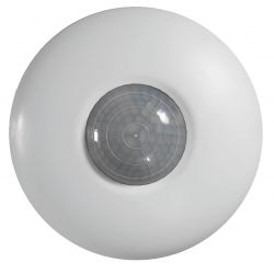 Servodan Indbygnings PIR Sensor 360° 230V 41-400 - Hvid