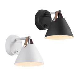 Strap Væglampe G10 - Nordlux