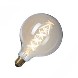 Gylden Zig Zag E27 LED Globepære 6W 2200K Ra90