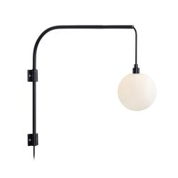 Buddy Væglampe G9 18W 204LM 2800K i Sort - Markslöjd