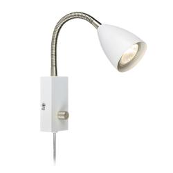 Ciro Væglampe M/fleksarm G10 7W - Markslöjd