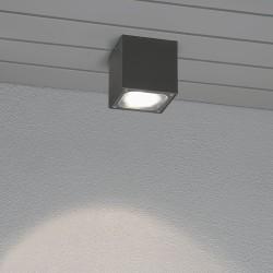 Cesena LED Loftlampe Udendørs 6W IP54 i Antracitgrå