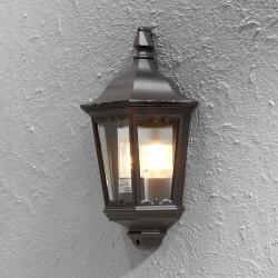 Firenze Vægplafond Udendørs IP43 E27 i Sort