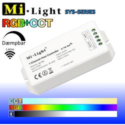 Mi•Light SYS Controller RGB+CCT 24V 0-360W