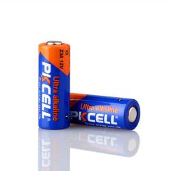 PKCELL Ultra 23A 12V Alkaline 20kΩ 105 timer - 2-pak
