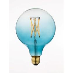 Blå LED Globepære E27 Ø125mm 2,5W 2200K Ra90 Dæmpbar