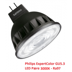 Philips ExpertColor GU5.3 12V 6,5W 2700K 420Lm Ra97