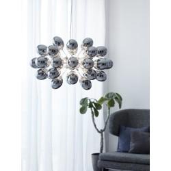 Astralis Loftlampe G9 i Gold Look - Nielsen Light