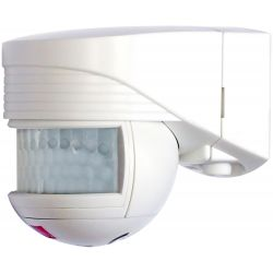 LUXOMAT Bevægelsessensor LC-Click-O 200 i Hvid