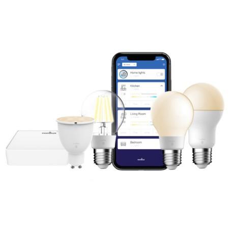 Smart LED Pære GU10 4,5W 360Lm - Nordlux