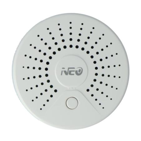 SMART WiFi røgalarm / Røg detektor. Smartlife, Tuya Smart, Google Home / Assistant, Amazon Alexa / Echo