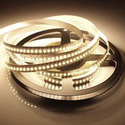 HiluX LED Bånd 12V IP21 Varm hvid 2700K 120LED/m Ra92 - 5 meter