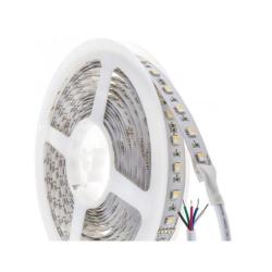 HiluX RGBW LED Bånd 24V - 4-i-1 - Ra97 - 5 Meter