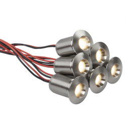 Heatspot Saunakit 45W IP44 inkl driver og tilslutning mm-Hidealite